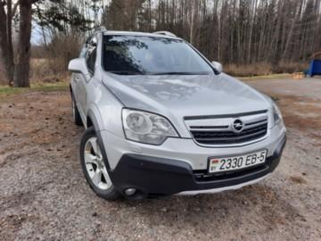 Opel Antara I, 2007 г.