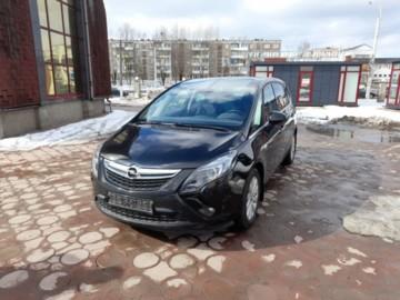 Opel Zafira C, 7 мест, 2013 г.