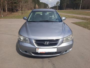 Hyundai Sonata NF, 2005 г.