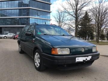 Volkswagen Passat B3, 1991 г.