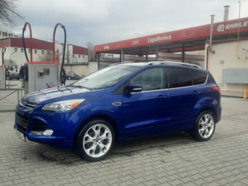 Ford Escape III, 2012 г.