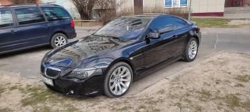 BMW 6 серия E63, E64, 2006 г.