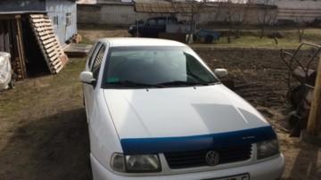 Volkswagen Polo III, 2001 г.