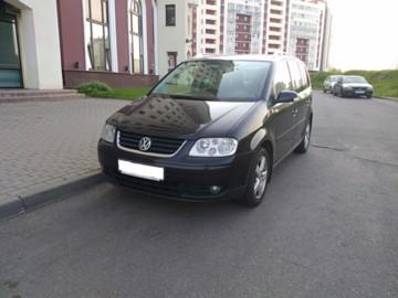 Volkswagen Touran I, 2005г.