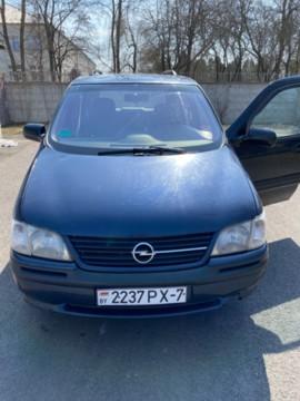 Opel Sintra, 7 мест, 1997 г.