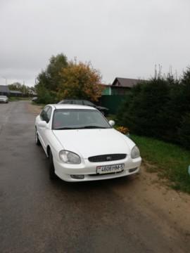 Hyundai Sonata EF, 2001 г.