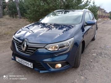 Renault Megane IV, 2016 г.