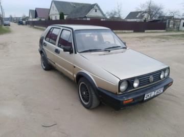 Volkswagen Golf II, 1987 г.