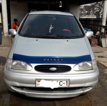 Ford Galaxy I, 7 мест, 1999 г.