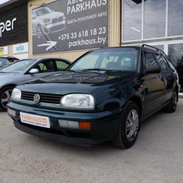 Volkswagen Golf III, 1996г.