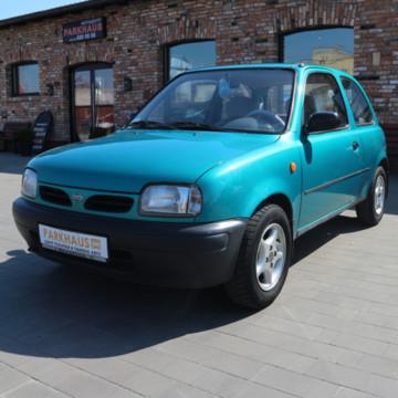 Nissan Micra II (K11), 1996 г.