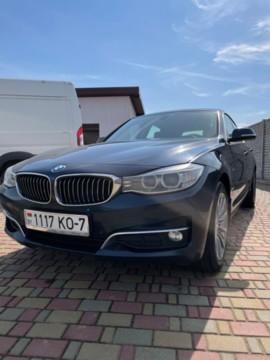 BMW 3 серия F34 (GT), 2014 г.