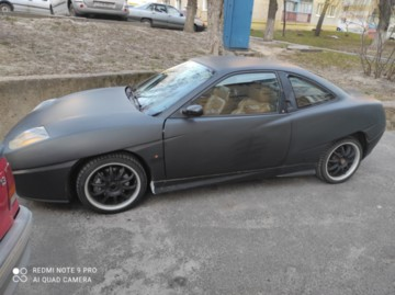 Fiat Coupe, 1997 г.