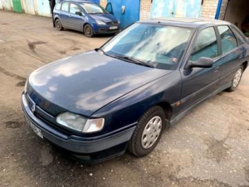 Renault Safrane I, 1995 г.