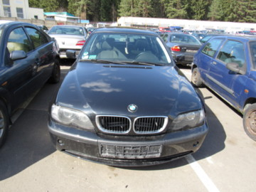 BMW 3 серия E46, 2002 г.