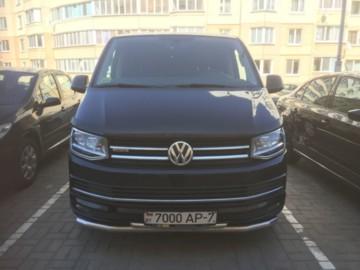Volkswagen Multivan T6, 2018 г.