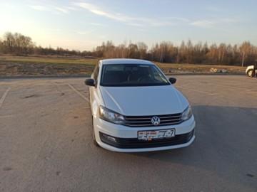 Volkswagen Polo Sedan I · Рестайлинг, 2018г.