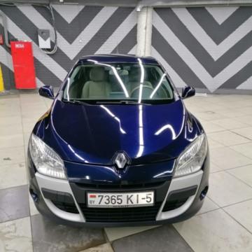 Renault Megane III, 2009г.