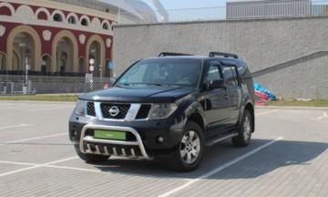 Nissan Pathfinder R51, 7 мест, 2005 г.