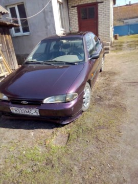 Ford Mondeo II, 1999 г.