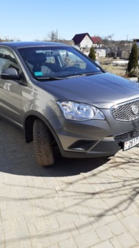 SsangYong Actyon II, 2012 г.