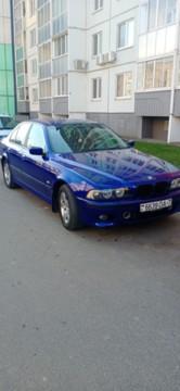 BMW 5 серия E39, 2001 г.
