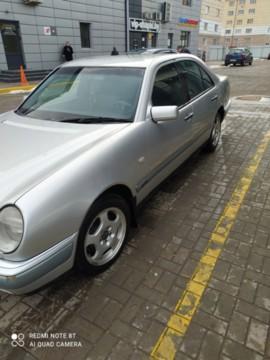Mercedes-Benz E-Класс W210, S210, 1998г.