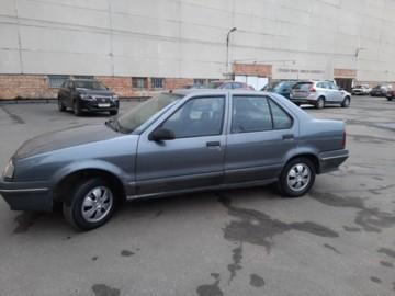 Renault 19 I, 1991 г.
