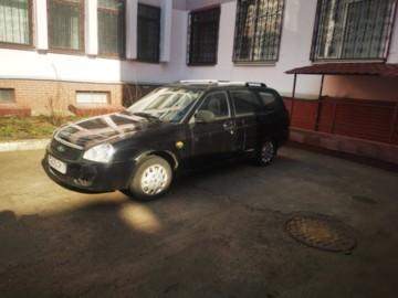 Lada (ВАЗ) Priora I, 2012 г.