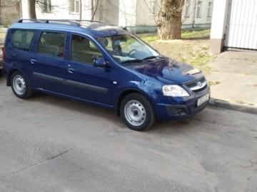 Lada (ВАЗ) Largus, 2018г.