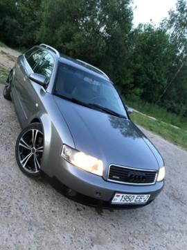 Audi A4 B6, 2004 г.