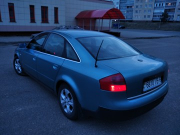Audi A6 C5, 1997 г.