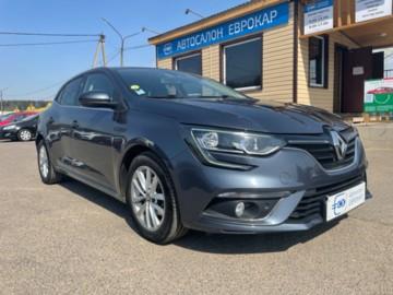 Renault Megane IV, 2017 г.