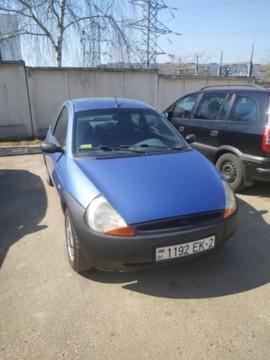 Ford Ka I, 1997 г.