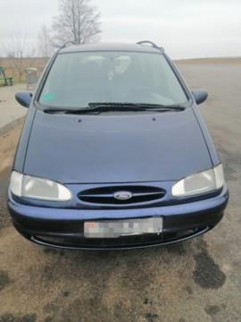 Ford Galaxy I, 5 мест, 1996 г.