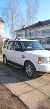 Land Rover Discovery III, 5 мест, 2009 г.