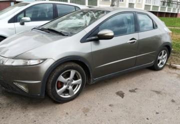 Honda Civic VIII, 2006 г.