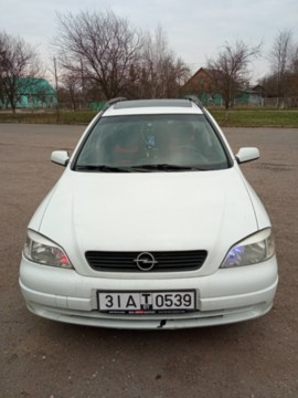 Opel Astra G, 1998 г.
