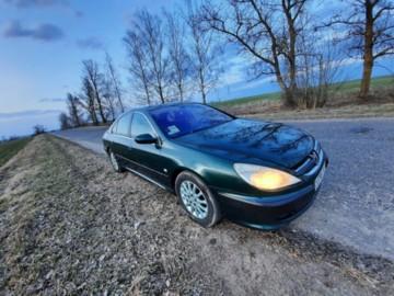 Peugeot 607 I, 2000 г.
