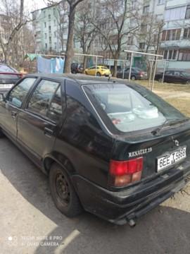 Renault 19 I, 1990г.
