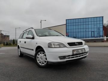 Opel Astra G, 1999г.
