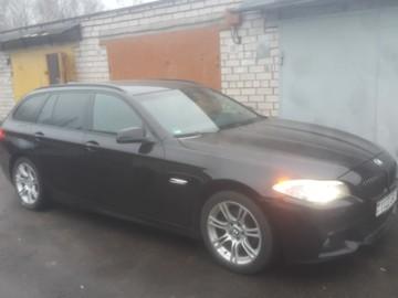 BMW 5 серия F10, F11, 2010 г.