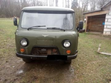 УАЗ 3909, 2011 г.
