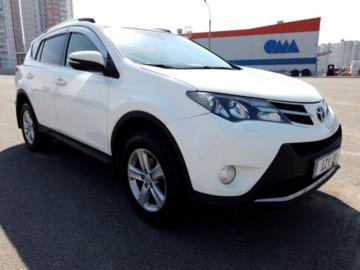 Toyota RAV4 IV (XA40), 5 мест, 2013 г.