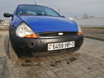 Ford Ka I, 1998 г.