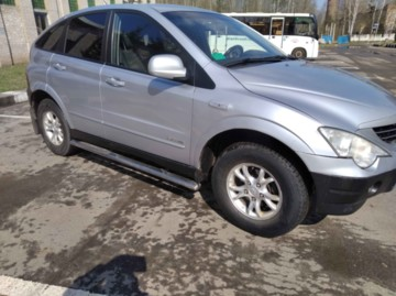 SsangYong Actyon I, 2007 г.