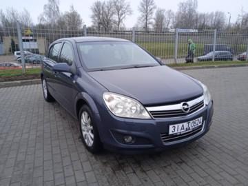 Opel Astra H · Рестайлинг, 2008 г.