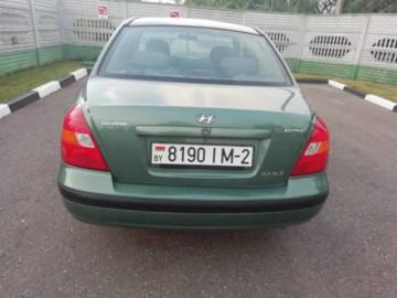 Hyundai Elantra XD, 2001 г.
