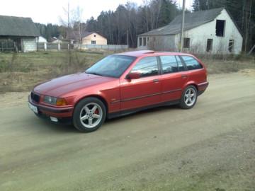 BMW 3 серия E36, 1998 г.