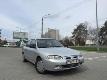Hyundai Lantra J2, 1997 г.